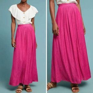 Anthropologie Paros Maxi Skirt by Akemi Kin